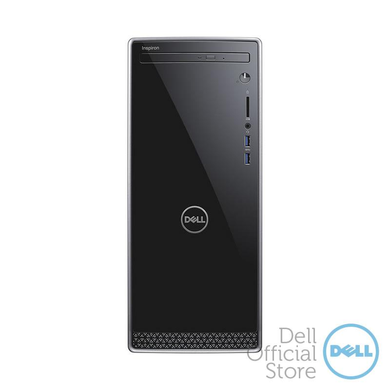Dell Inspiron 3670 MT [Pen-G5400, 4GB, 1TB, Intel HD, Ubuntu] + Dell Monitor E1916HV
