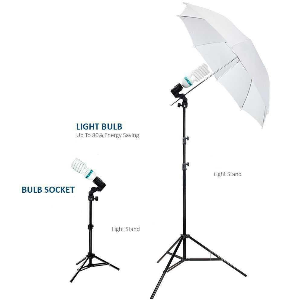 Portrait Foto Studio Lightning Kit Youtube Vlog / Portrait Foto Studio