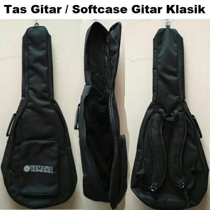 Tas Gitar  Softcase Gitar Klasik Yamaha