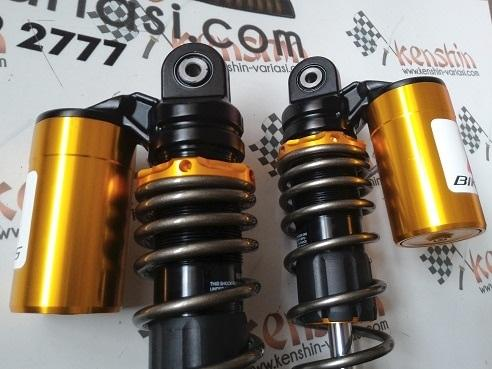 Shockbreaker Tabung Atas BIKERS Yamaha AEROX 155