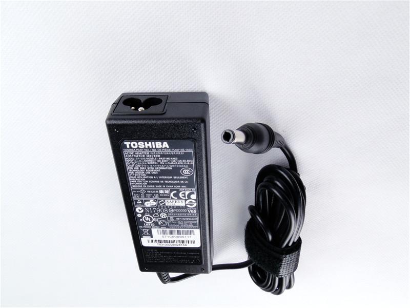 TOSHIBA Special Charger Laptop Satellite C600 C800 C640 L645 L745 L800 L510 19V 3.42 A  (5.5 2.5)
