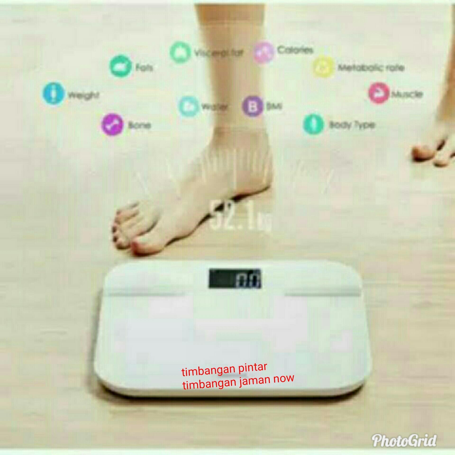 TIMBANGAN FOR HERBALIFE LEBIHBAIK DARI TANITA# bisa mengukur lemak perut, usia cell, kadar lemak, berat bayi