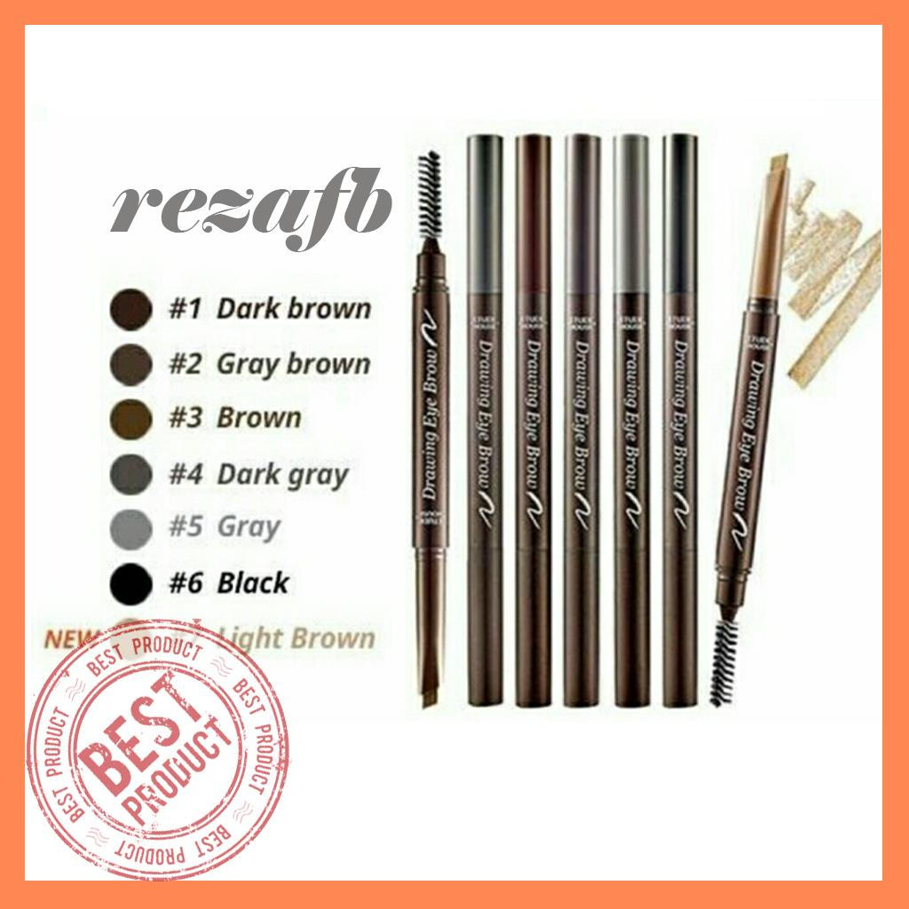 Buy Sell Cheapest New Etude House Best Quality Product Deals Drawing Eyebrow Eye Brow Pensil Alis Original Auto Pencil