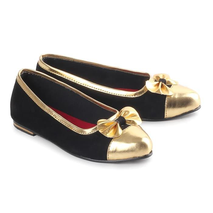 sepatu flat shoes casual/santai/pesta anak perempuan/cewek/sepatu anak perempuan