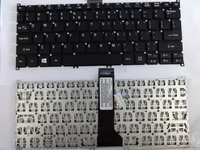 Harga Spesial!! Keyboard Acer Aspire V5-132 V5-122 V11 E3-111 E11-111 Es1-111 - ready stock