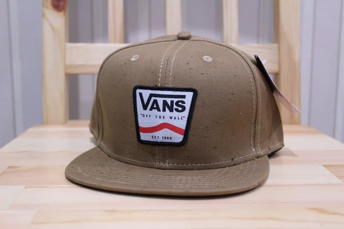 Topi Fashion Snapback Distro VANS Premium IMG5488