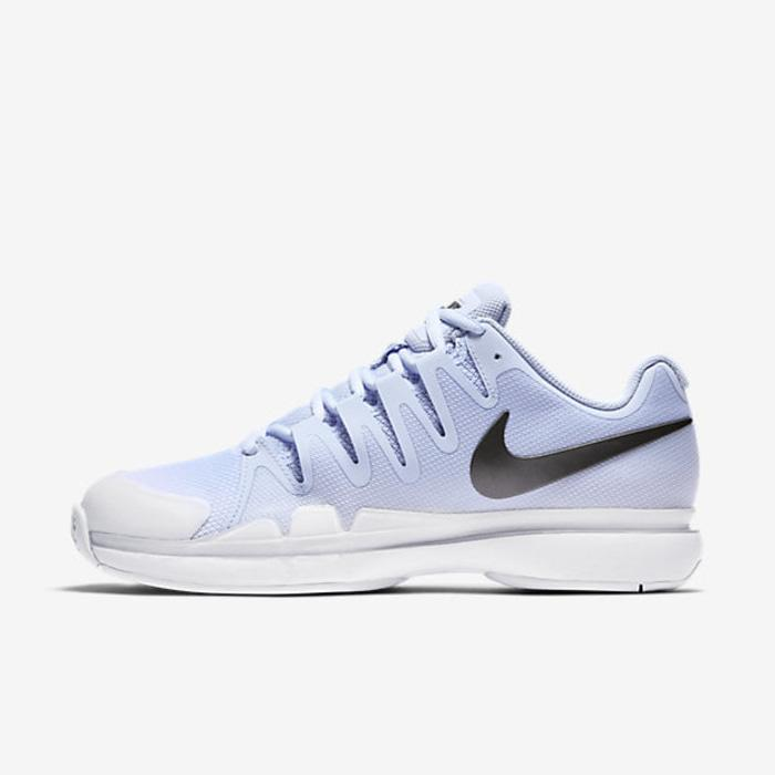 Sepatu Tenis Nike Air Zoom Vapor 9.5 Tour - Light Blue Original