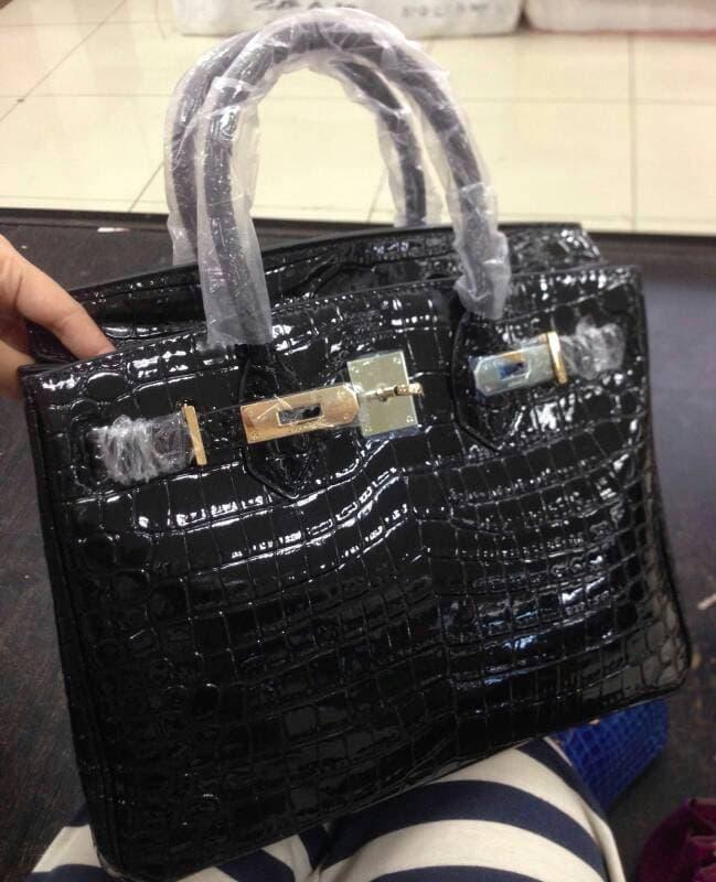BEST SELLER!!! tas branded croco ultimate semi premium udah kaya jutaan - 4YzuPj