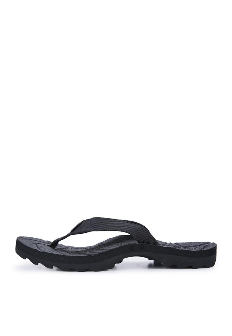 Eiger Ugimba Pinch Strap Sandal - Black
