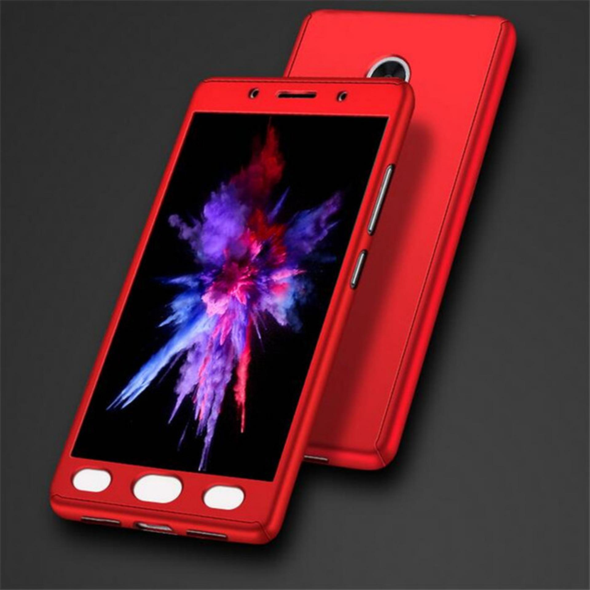 Viking Premium 360 Degree Full Protection Case for Xiaomi Redmi Note 4X / 4X Snapdragon - FREE Tempered Glass