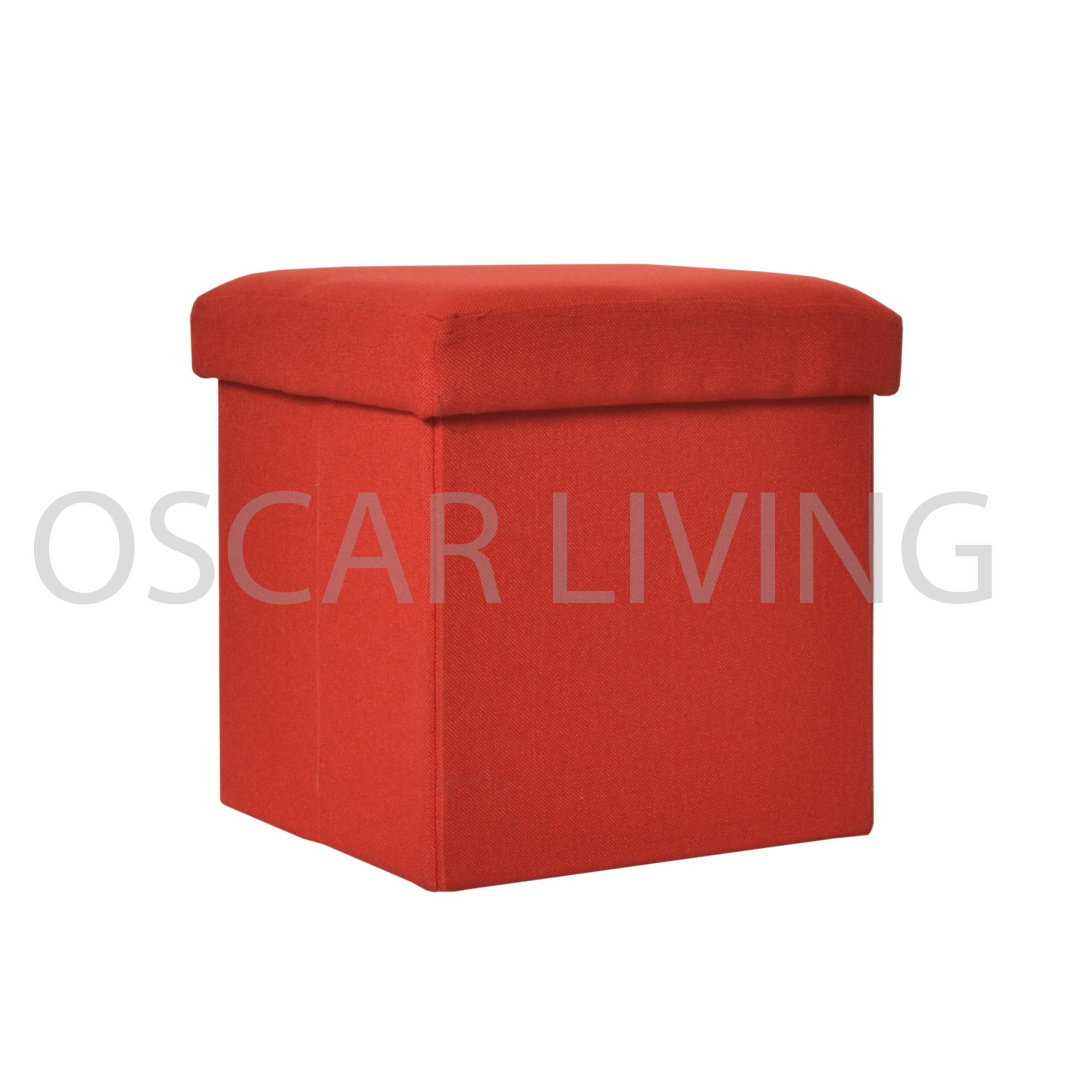OLC Storage Chair - Red