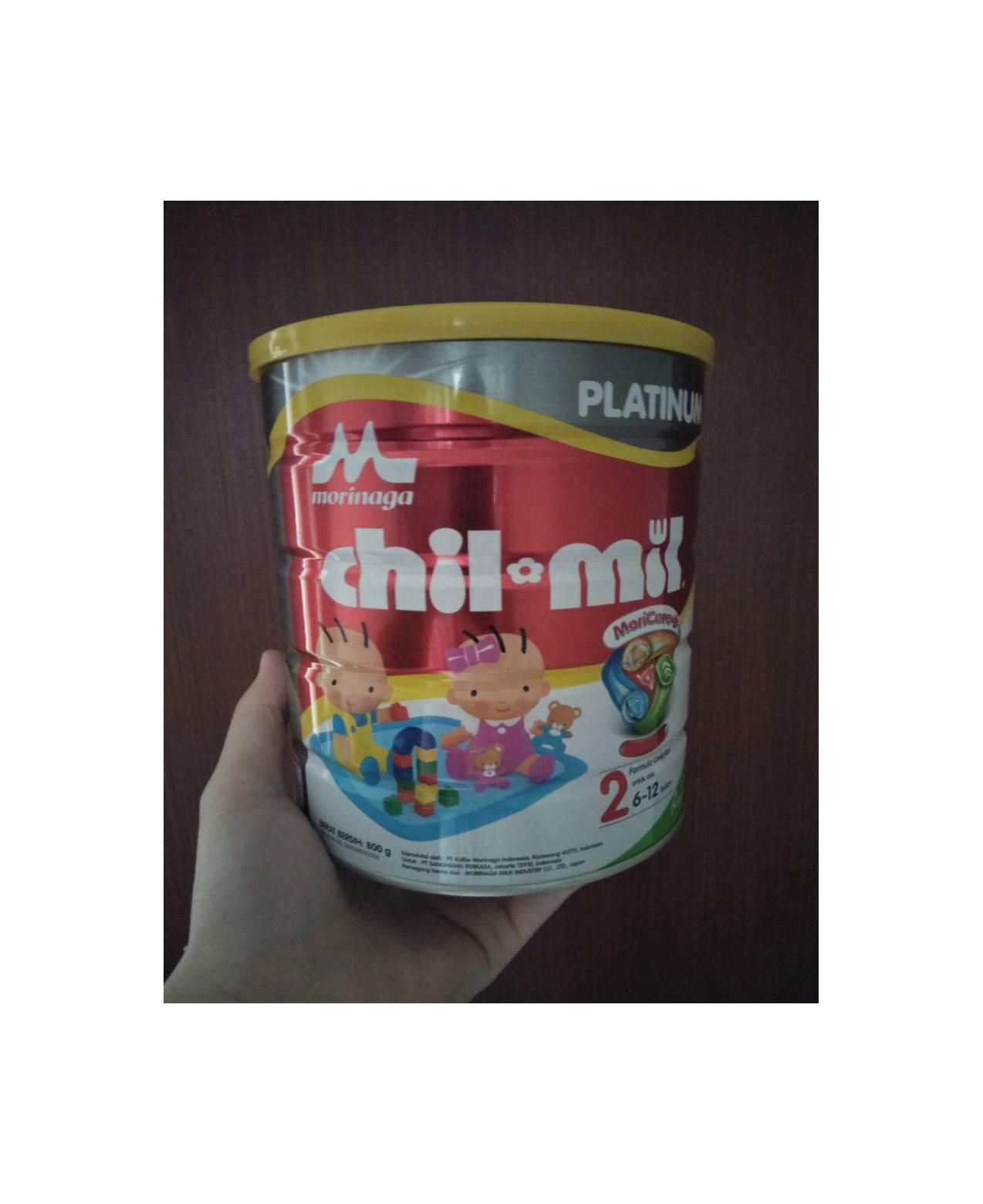 Buy Sell Cheapest Morinaga Chilmil Soya Best Quality Product Deals Chil Mil Platinum Moricare Tahap 2 6 12m 400 Gr 800 Susu Bayi