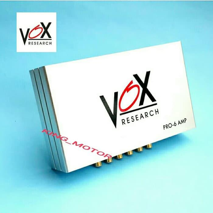 Best Seller DIGITAL SIGNAL PROCESSOR (DSP) VOX RESEARCH PROSIX/PRO SIX/PRO6/PRO 6