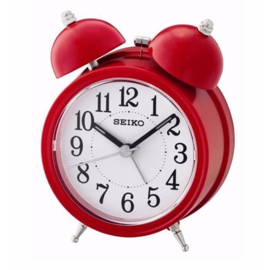 Jam Meja/Weker Seiko Bell Alarm