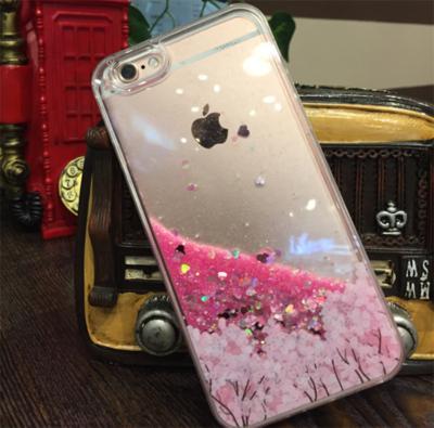 OPPO Casing HP R11/R9splus Jepang Dan Korea Selatan Cherry Bedak Mengkilap Soft