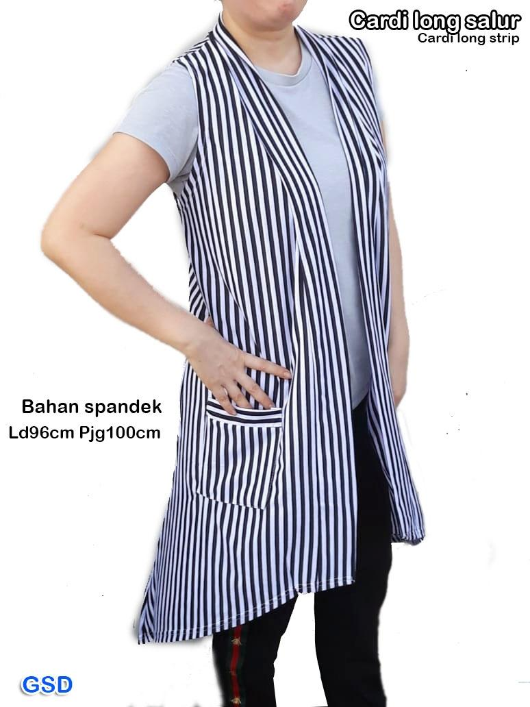 Grosir Dress-Cardigan Cewek / Baju Anak Remaja / cardi kasual cewek / cardi long fox