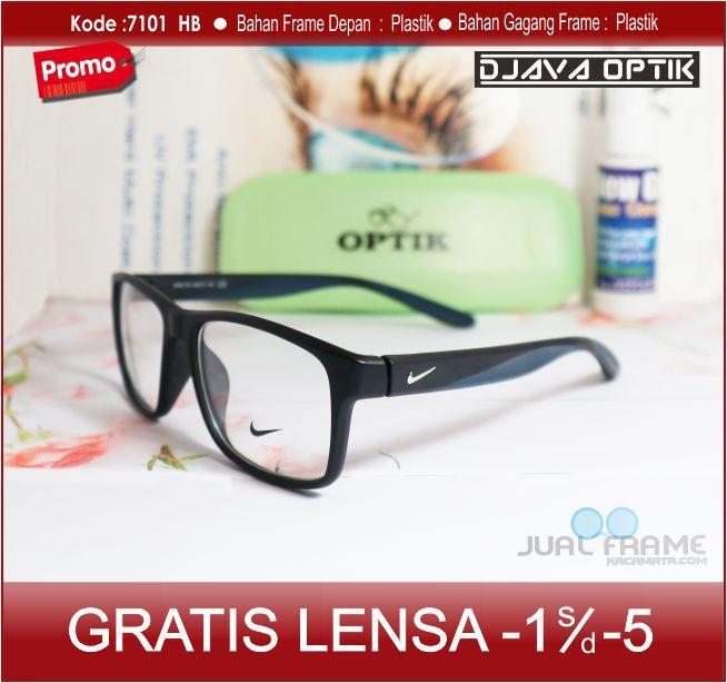 Frame Kacamata Minus Nike sporty 4278 LENSA ANTI RADIASI gratis lensa minus    plus   silindertIDR170000 11a030ac4b