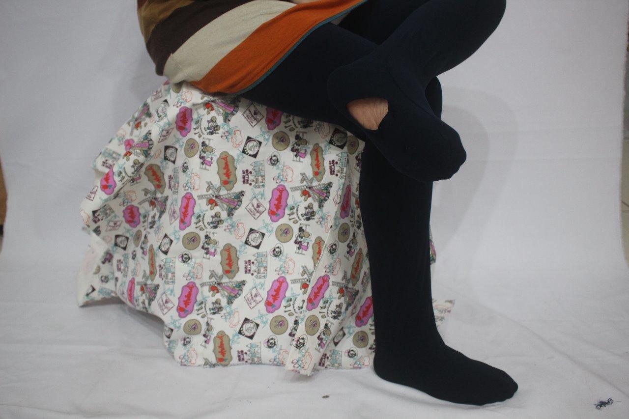 Buy Sell Cheapest Leging Wudhu Best Quality Product Deals Legging Warna Hitam Allsize Spandex Rayon Celana Muslimah Dalaman
