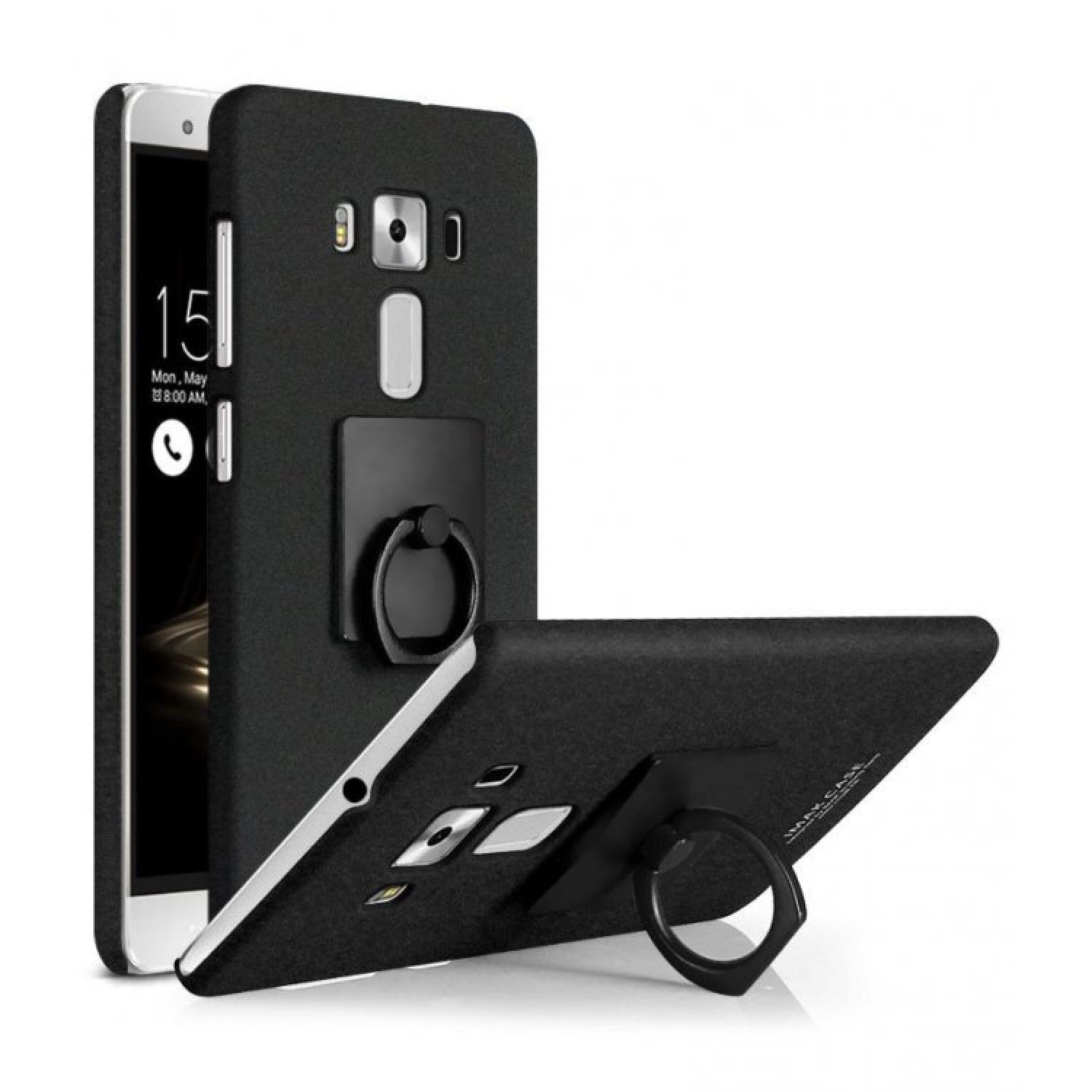 Casing Hp Imak Contracted iRing Hard Case for Asus Zenfone 3 Murah Lucu
