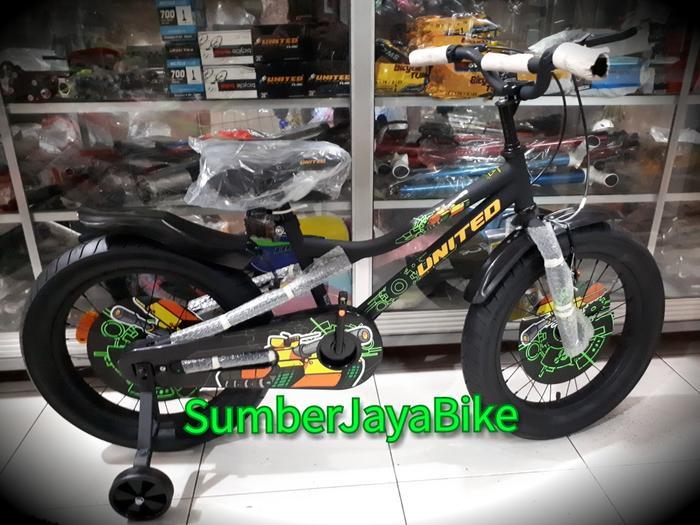 sepeda anak bmx 18