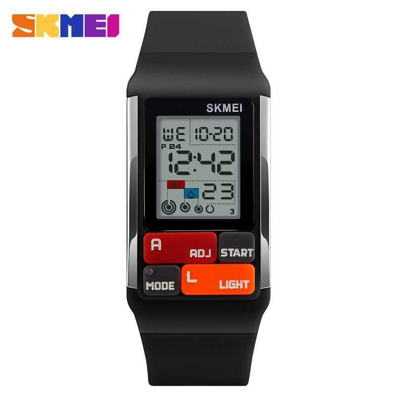 SKMEI Digital Woman LED Watch DG1276 Jam Tangan Gelang Fashion Wanita Anti Air Water Resistant WR