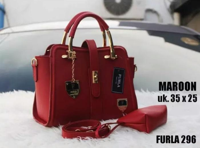 DISKON tas wanita branded Furla lidah/tas wanita murah/tas tangan cewe import
