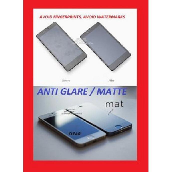 ANTI GORES GLARE MINYAK MATTE OPPO F5 F5 PLUS F5 PLUS 6 INCH SCREEN GUARD PROTECTOR PELINDUNG LAYAR FINGERPRINTS SCRATCH 907064