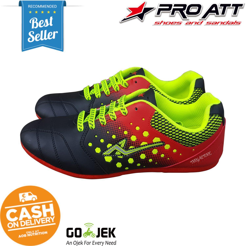 TROYASTORE - PRO ATT Sepatu FUTSAL BOLA FWD Original Branded Pria dan Wanita Awet dan Berqualitas
