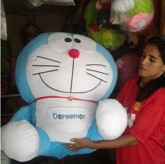 Boneka Doraemon Jumbo 70 cm Promo TERMURAH - U8svCK