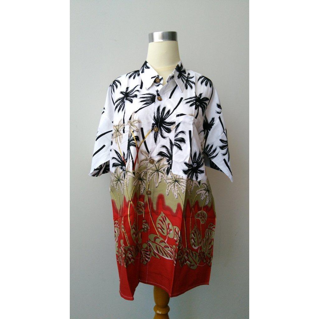 Baju Kemeja Hawaii XXL 10