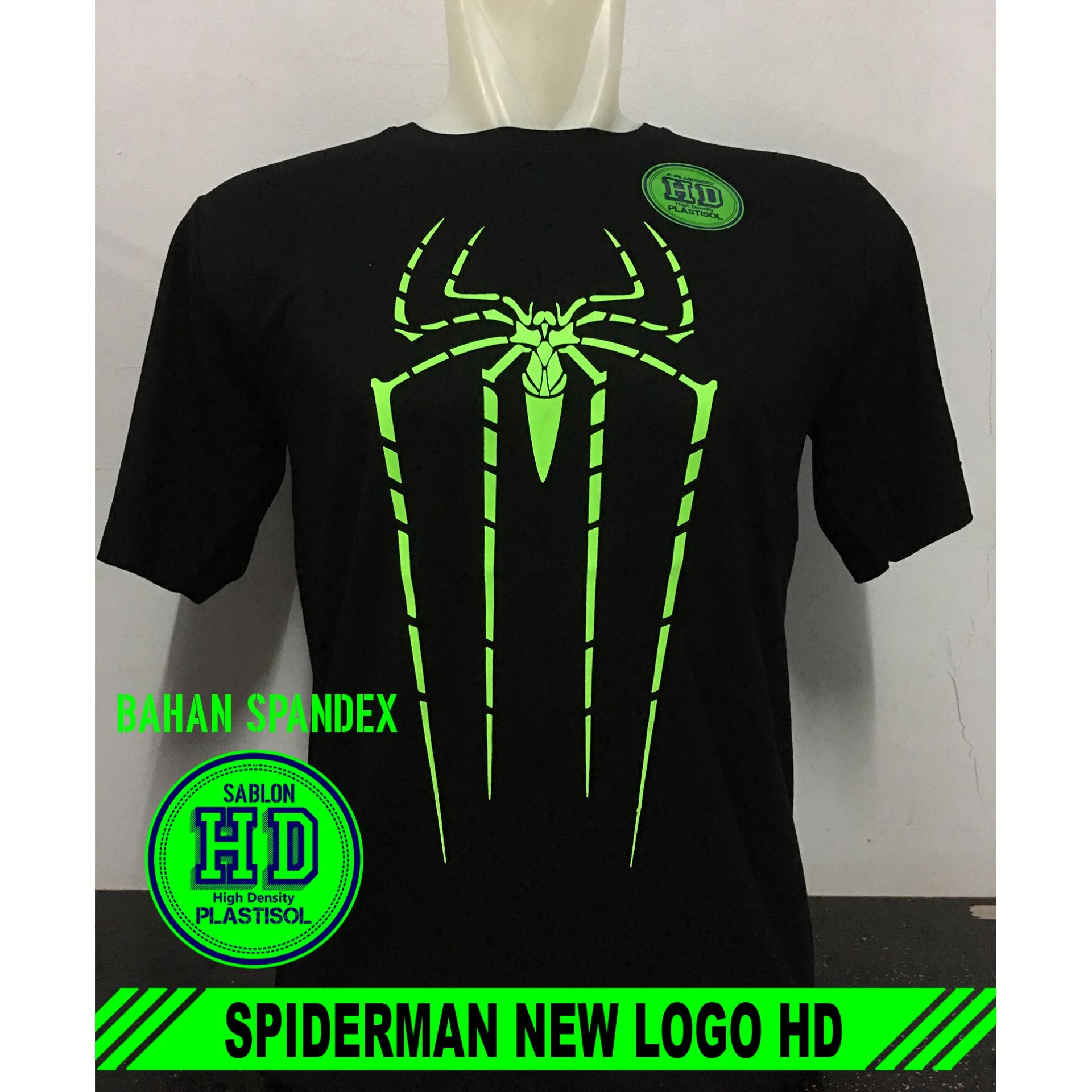 Anime ID - Kaos T-Shirt Distro / kaos Pria / Tshirt Pria / Distro Pria / Baju Pria Superhero HD Spi