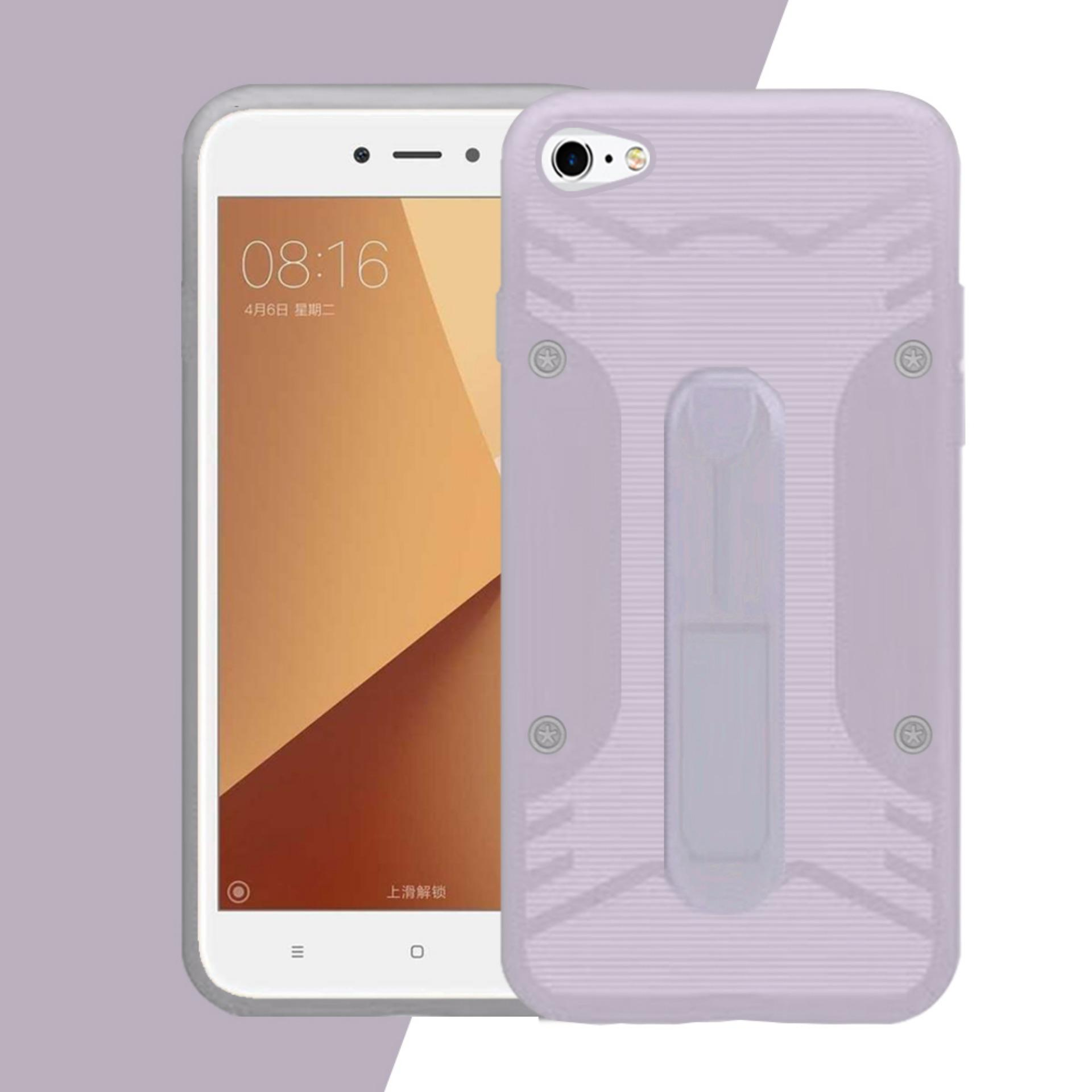 Case Xiaomi Note 5A Lite Conure 3in1 Smart Grip COCOSE IPAKY Drop resistance anti Shock Silicone Cover