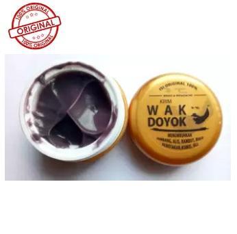 Cream Wak Doyok Mini Asli / Wakdoyok Krim Penumbuh Rambut Jambang 100%