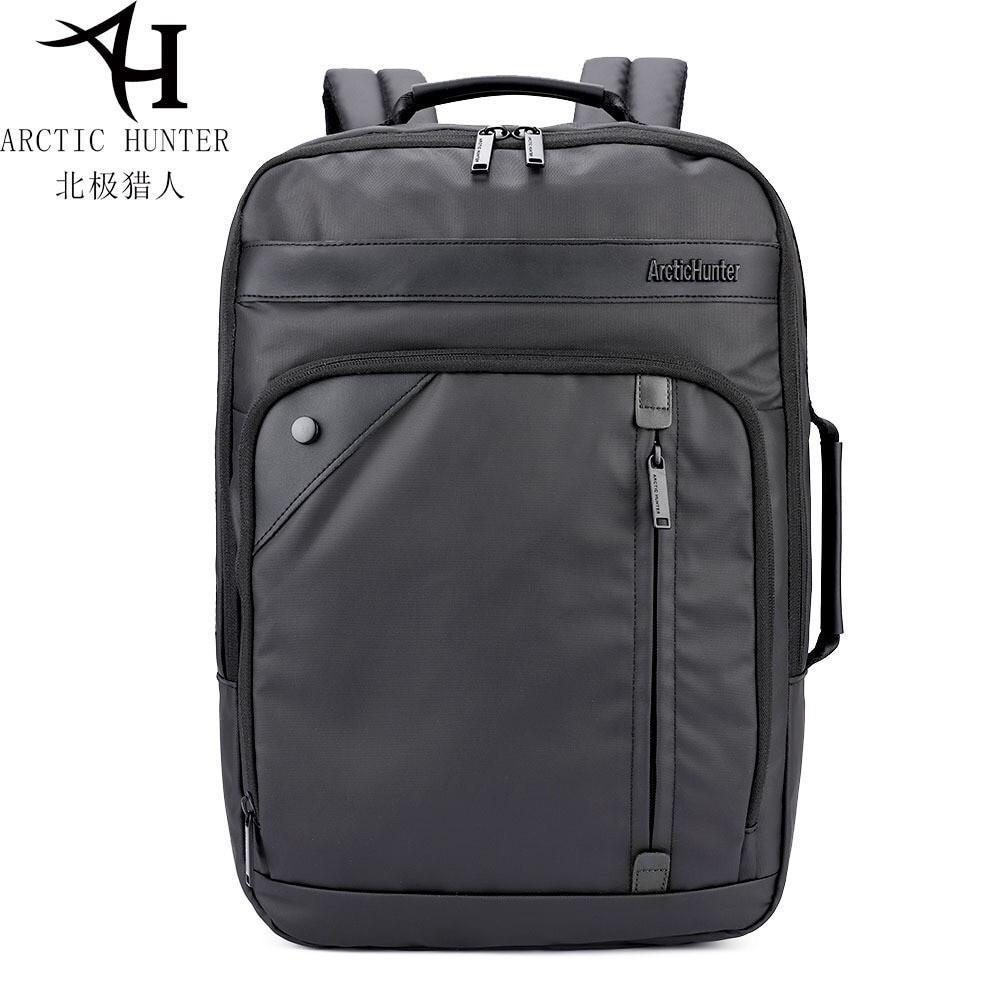... Arctic Hunter Tas Ransel Laptop Premium Executive Oxford Backpack AH B Hitam FnFS5wIDR412500
