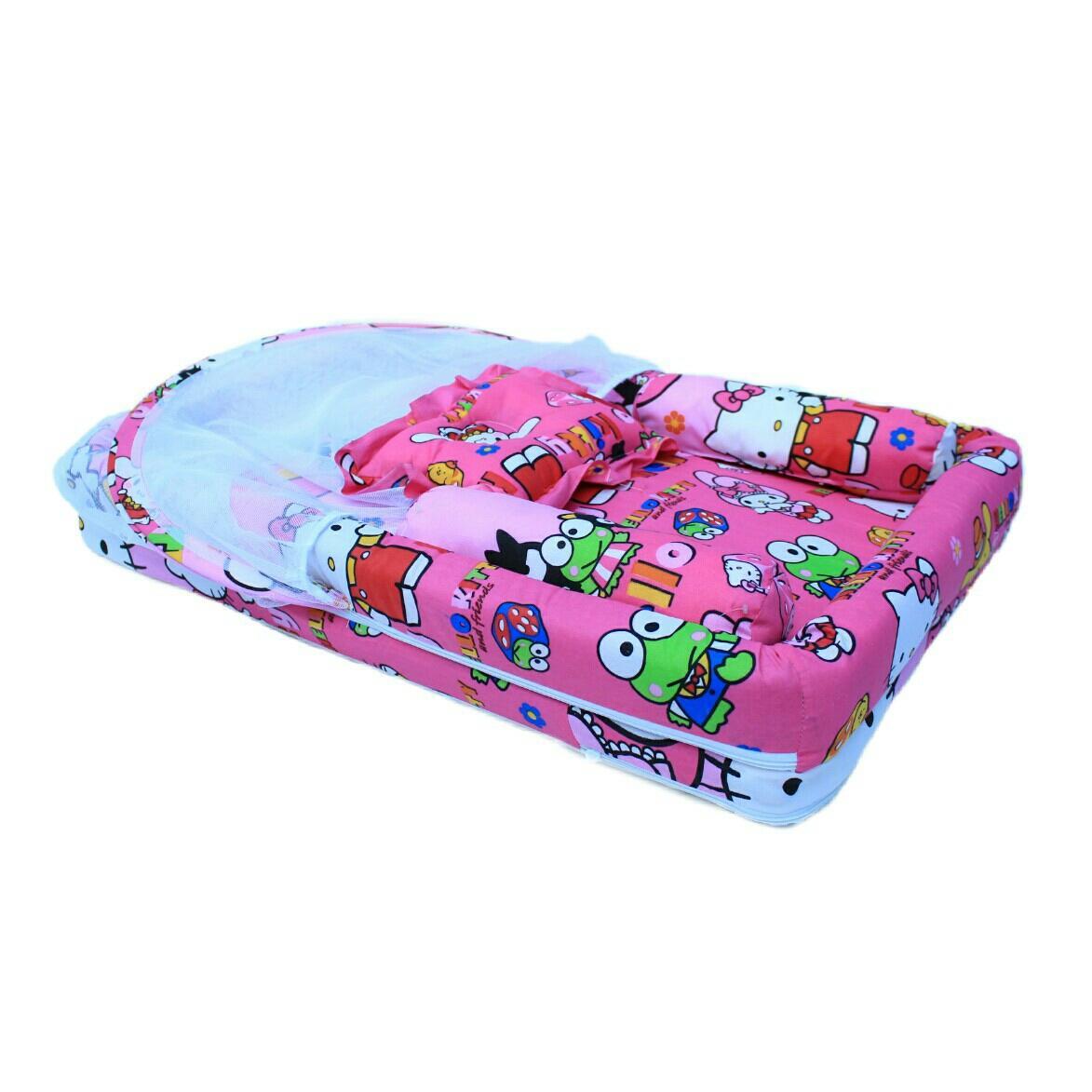 UDARA MURAH MULTIFUNGSI MULTICOLOR Price Of Bestway Inflatable 2 In 1 Single Sofa . Source · Kasur bayi kelambu bentuk kolam warna hijau
