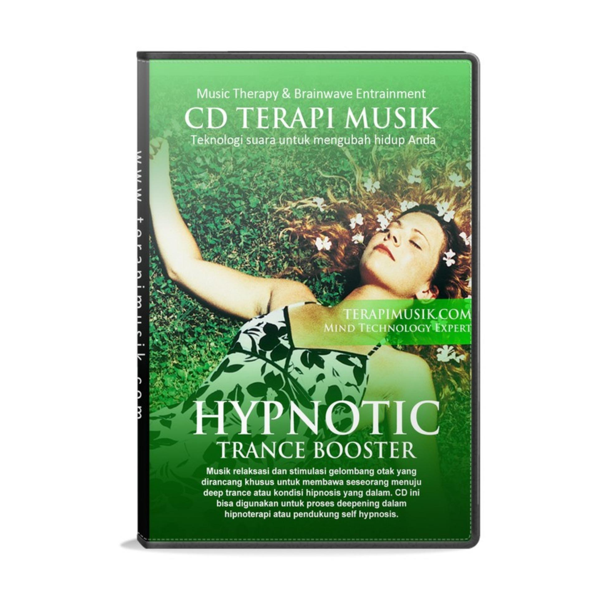Terapi Musik Hypnotic Trance Booster (memperdalam Kondisi Trance) By Terapi Musik.