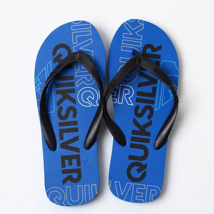 Hot Item!! Sandal Pria Quiksilver Original - Sandal Quik 11 - ready stock