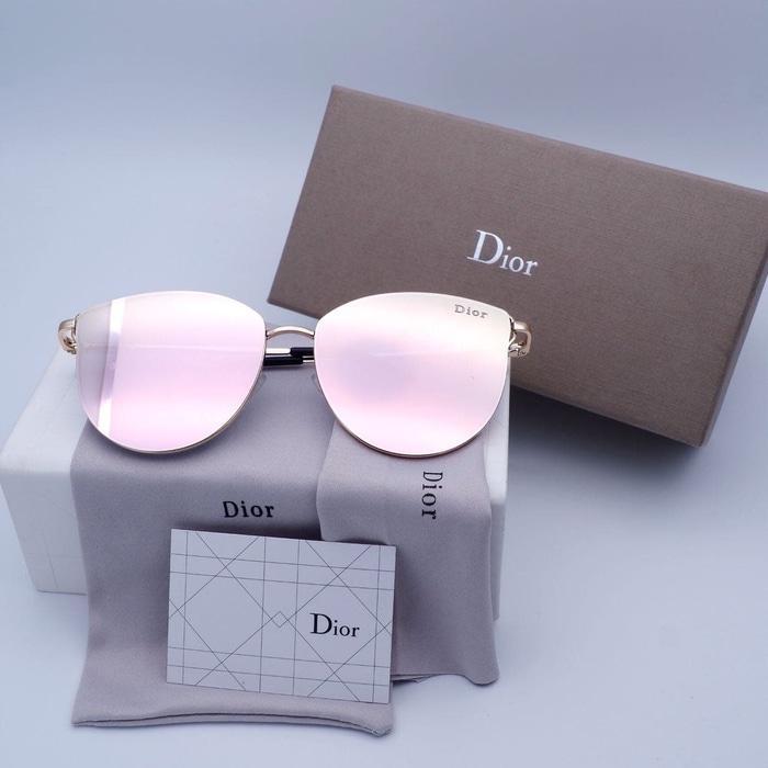 Sungglases Kaca mata Dior A77 / Kacamata Wanita / Kacamata Korea