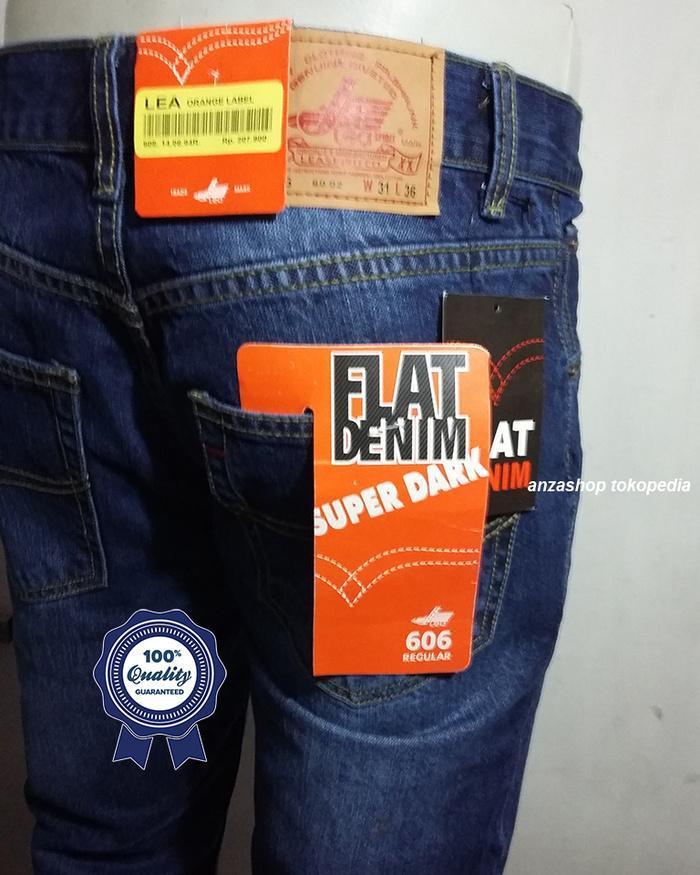 celana jeans denim lea premium