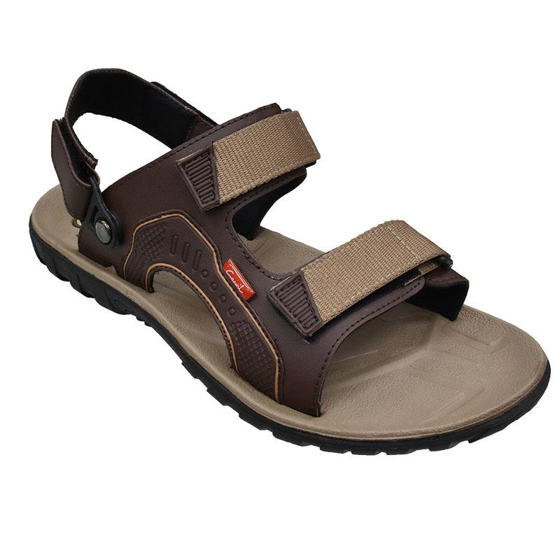 CARVIL SANDAL GUNUNG MEN GILBERTO GM BROWN