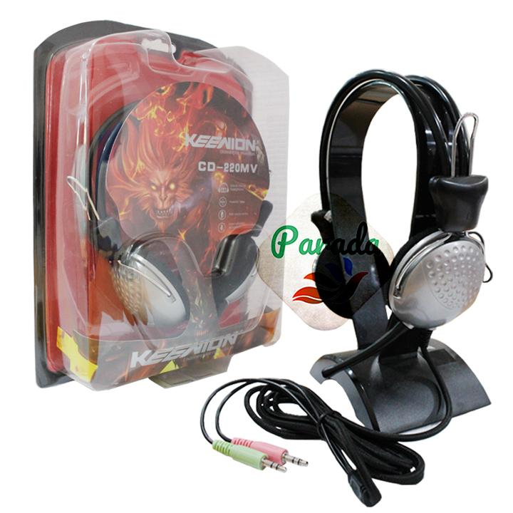 Headset Stereo Keenion CD-220MV Original