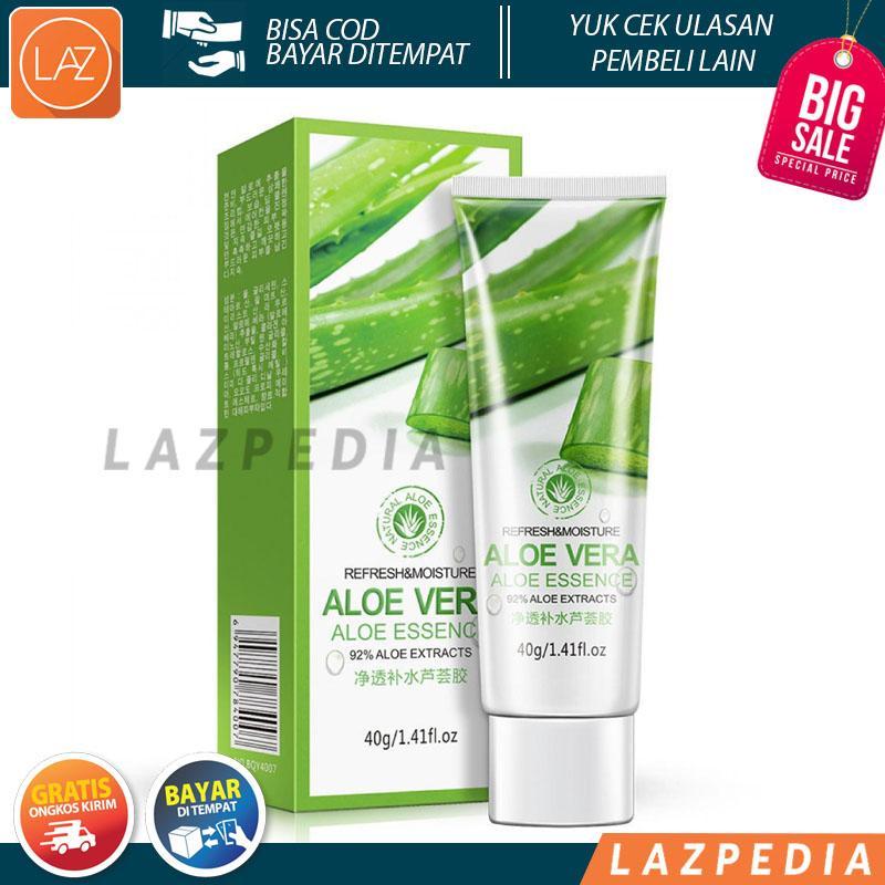 Laz COD - Bioaqua Krim Wajah Aloe Vera Refresh & Moisture 40g - Lazpedia