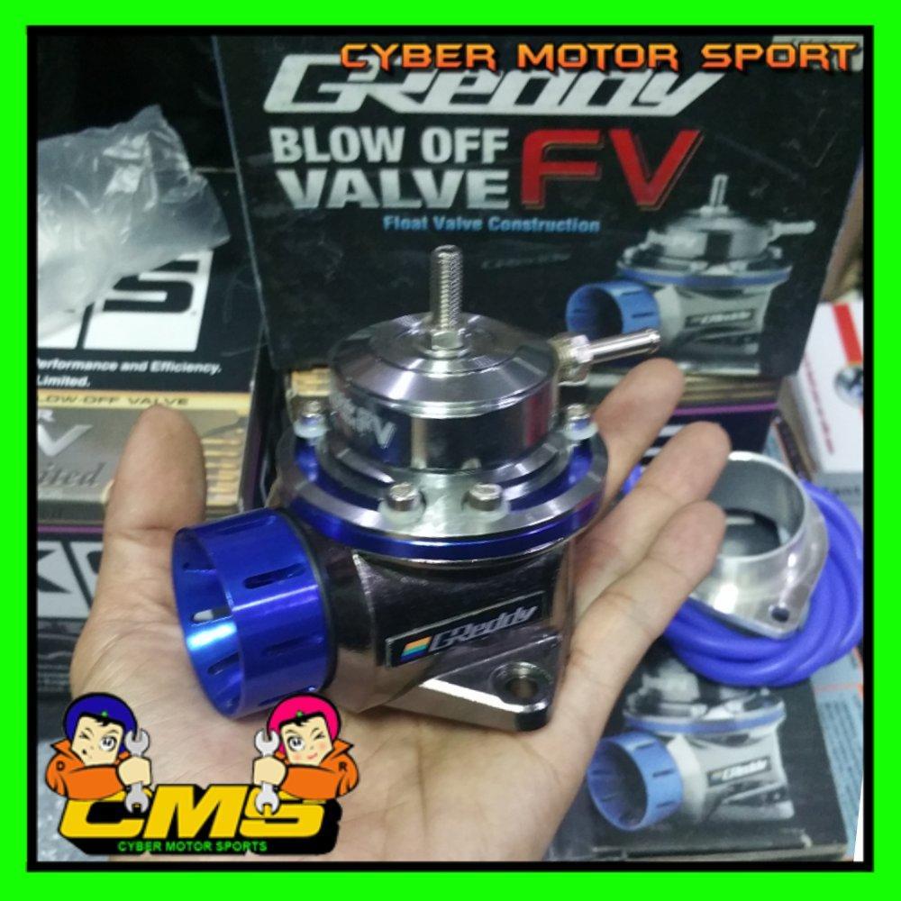 Blow Off Valve GREDDY FV. khusus buat mesin turbo. GREDDY  Blow Off Valve universal