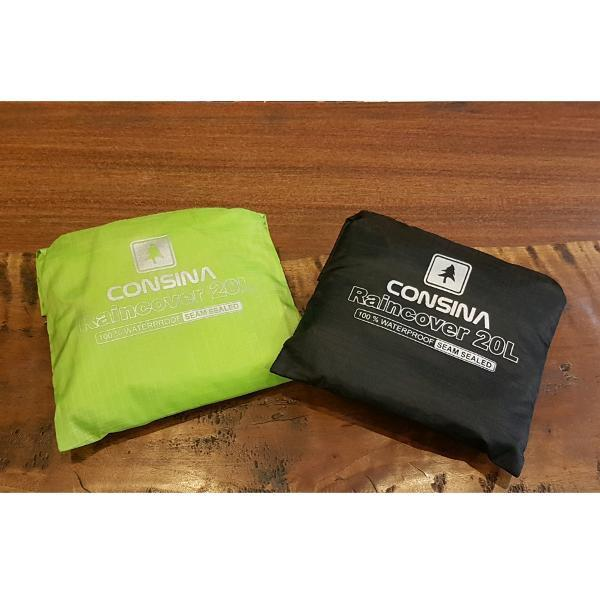 Terbaru Consina Cover Bag 20L - Raincover Waterproof Original Sale!