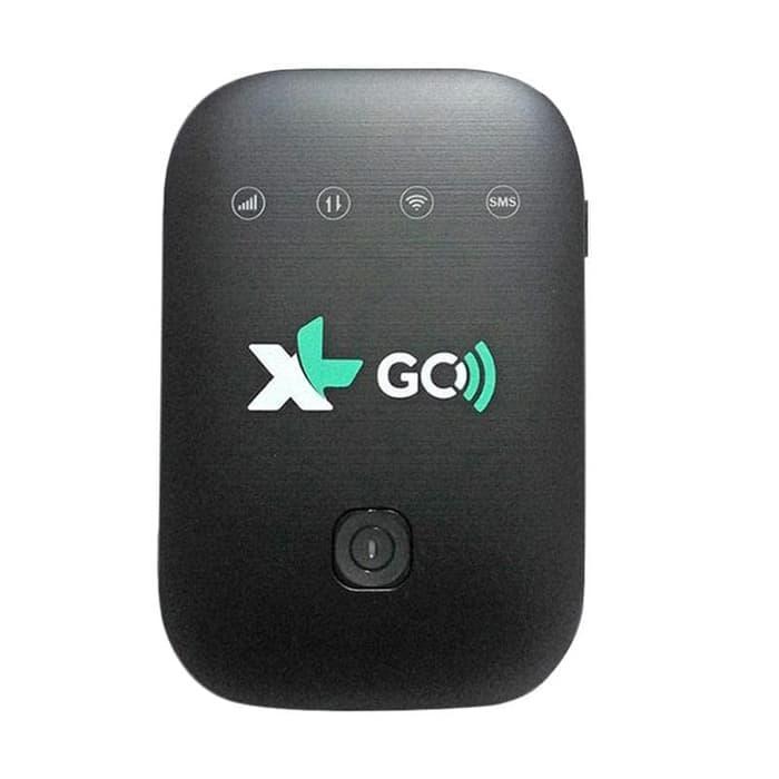Modem MiFi 4G LTE XL GO UNLOCK - 20GB 180hari 24 Jam Semua Jaringan