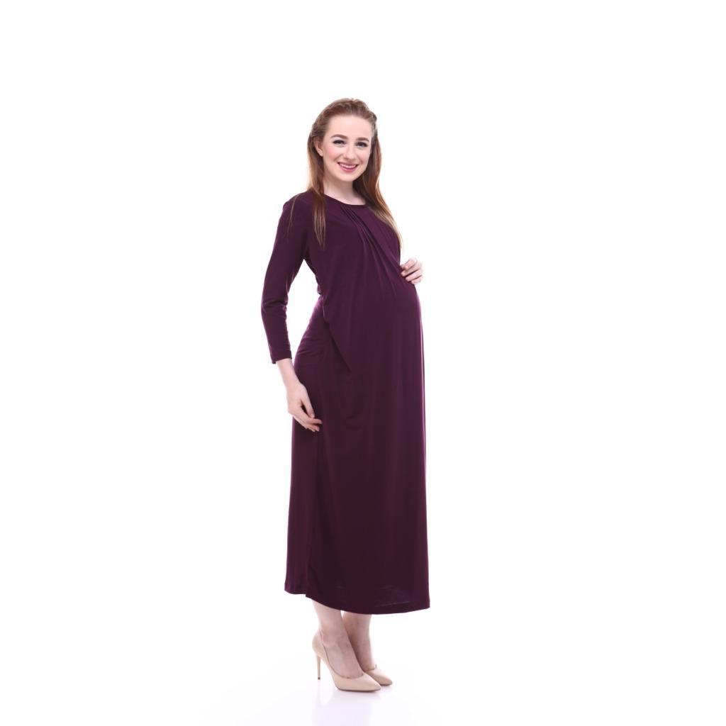 Sunrisha Manya Purple Baju Hamil dan Menyusui