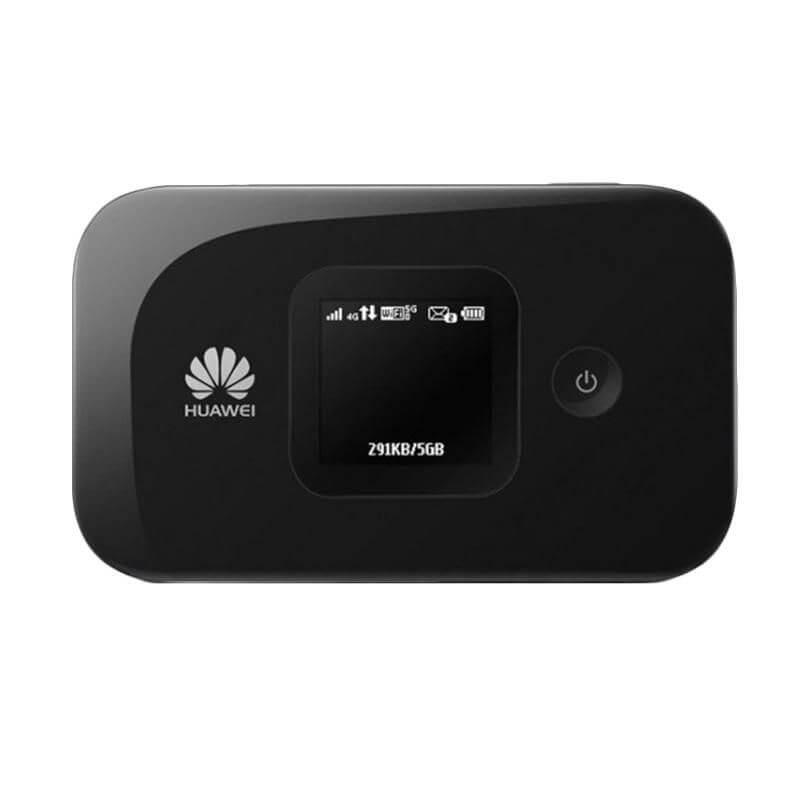Huawei E5577 Mobile WiFi Modem MiFi Factory Unlock Hitam