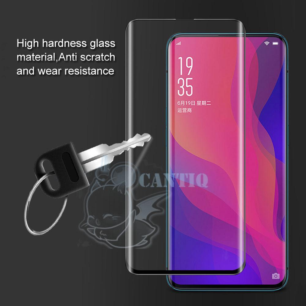 Buy Sell Cheapest Oppo Find X Best Quality Product Deals Indocreen Iscreen Anti Gores F3 Plus Clear Qcf Tempered Glass Full Screen Ukuran 642 Inch Only Depan Protector Kaca