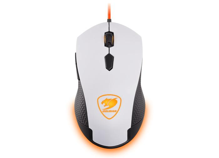 ORIGINAL - Cougar Gaming Mouse Minos X3 White - 8 Color Backlight