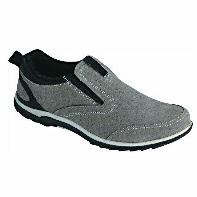 Promo sepatu casual pria / sepatu distro bandung / sepatu cowok ctz.008.sd Fashion